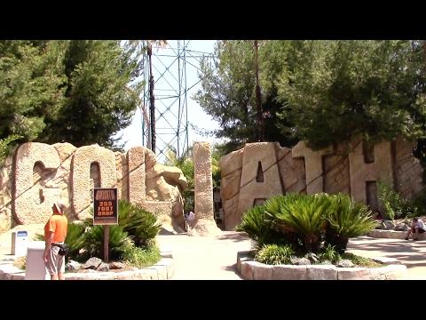 Goliath Review Six Flags Magic Mountain Giovanola Hyper Coaster