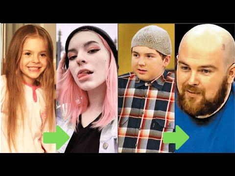 Дети из популярных сериалов 2000-х годов тогда и сейчас