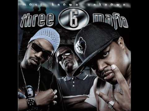 Three 6 Mafia-Poppin My Collar