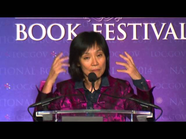 Anchee Min: 2014 National Book Festival
