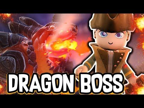 THE DRAGON BOSS!! - PORTAL KNIGHTS! #5 W/AshDubh |Gameplay| |