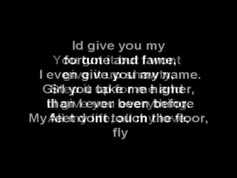 Jason DeruloThe Skys The Limit Lyrics