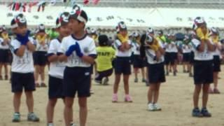 合志南小運動会。
