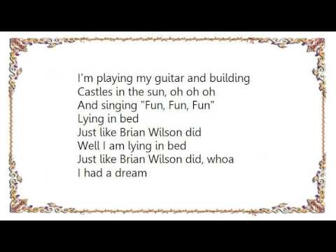 Barenaked ladies brian wilson lyrics images 96
