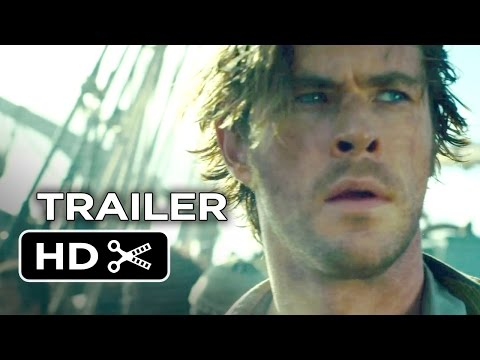 In the Heart of the Sea Official Trailer #1 (2015) - Chris H