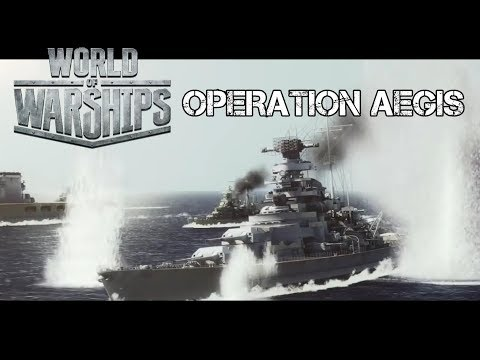 World of Warships - Operation Aegis