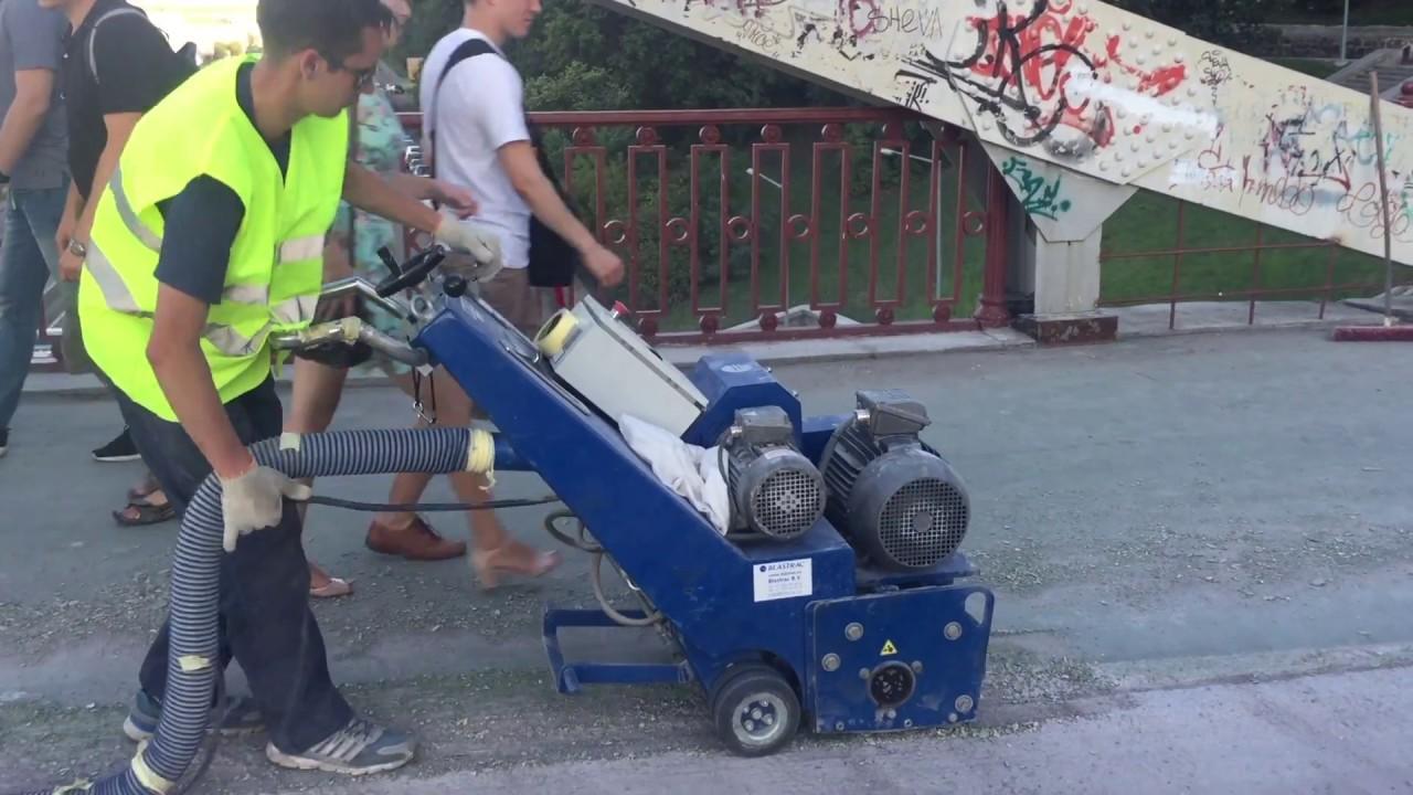 Бетон фрезер тараз бетон