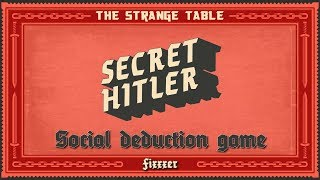 Ep 12 - Secret Hitler - gameplay (Tabletop Simulator mod)
