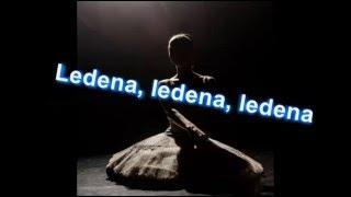 Siddharta - Ledena KARAOKE + tekst