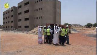 Université de Touba: L'Etat du Sénégal veut accompagner le Khalif dans réalisation du réseau routier