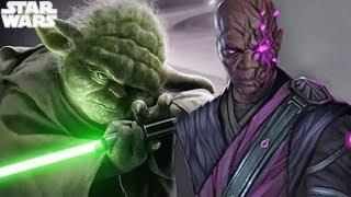 Yoda Reveals His Greatest Fear About Mace Windu - Star Wars Explained