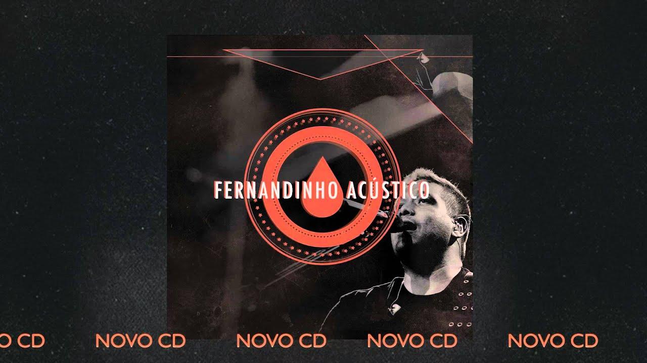 FERNANDINHO ACÚSTICO - NOVO CD [PREVIEW FAIXA