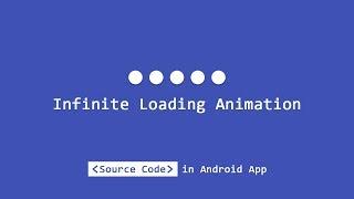 Infinite Loading Animation Using HTML & CSS