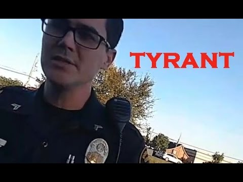 Man Arrested by Police for Working in Bowling Green KY - YouTube