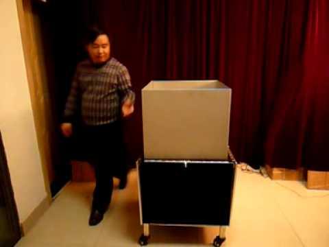 Production Box Illusion