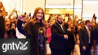 Dubai goes gaga over Gigi Hadid