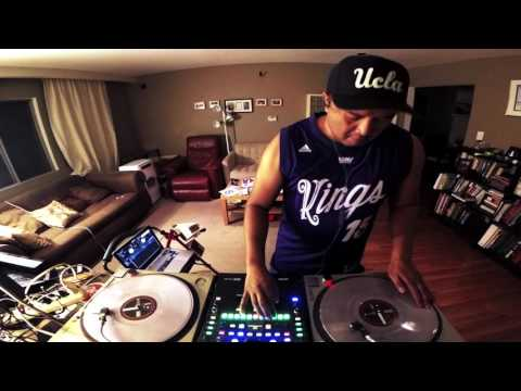 """DJ Mike C """"Tell Me When To Go"""" beat juggle"""