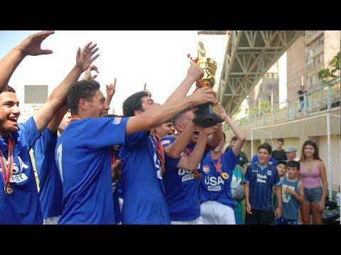 Razmig Makasdjian: USA West v Armenia soccer FINAL, 2017