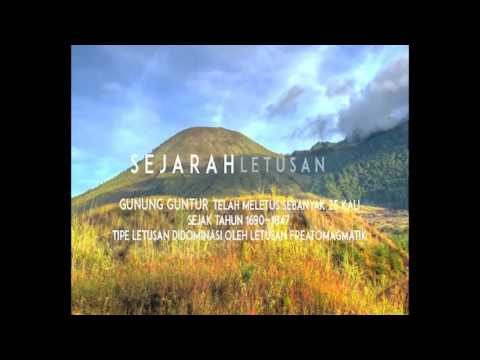 Mount Guntur, Volcano of Indonesia