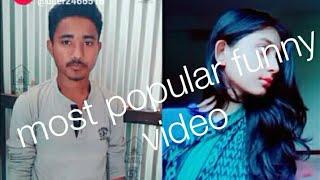 Most popular bangla musically funny video HD