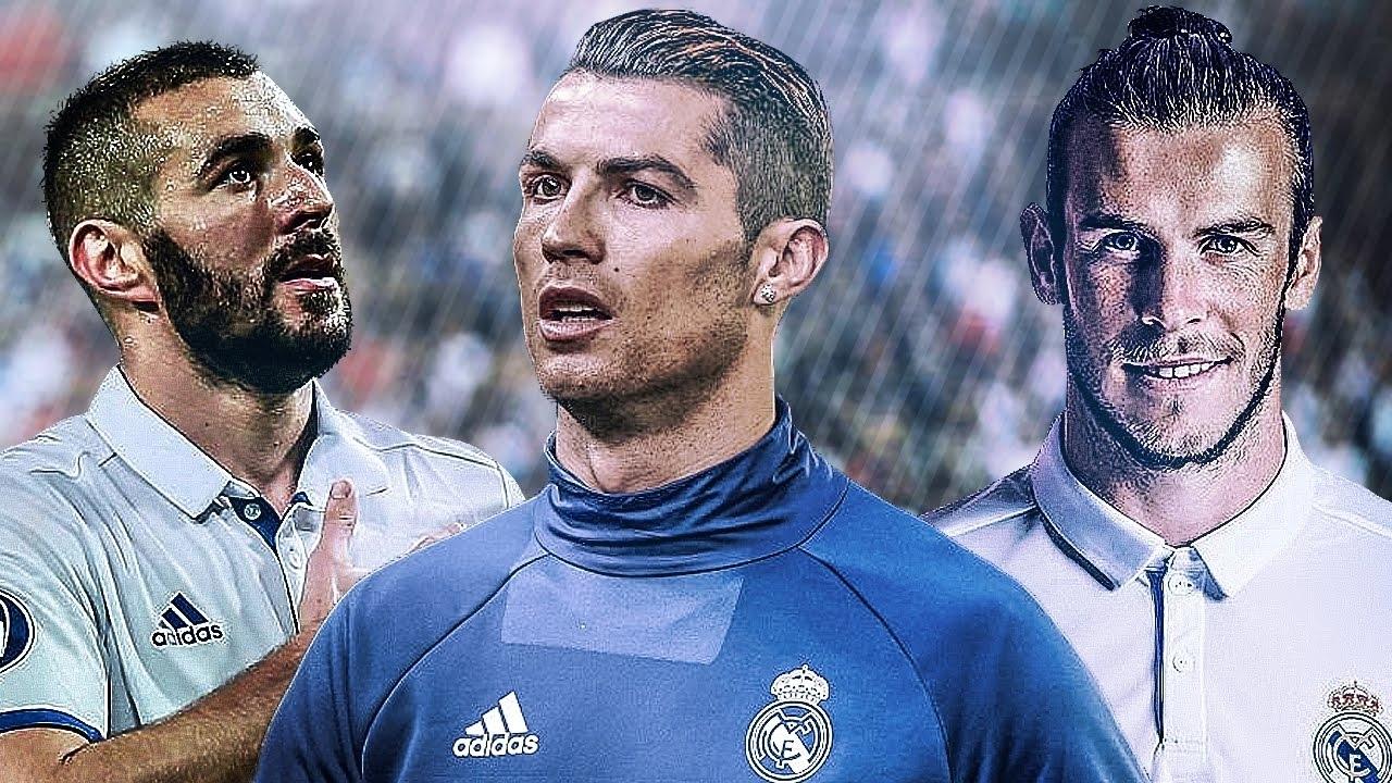 Download Bale, Benzema & Cristiano Ronaldo 2017 - BBC Skills & Goals Show | 1080p| HD