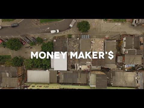 Money Maker's - Baile de Favela (Prod. RVL$) [VIDEOCLIPE]