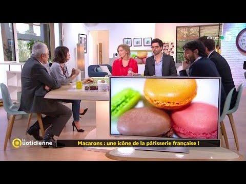 Macarons : une icône de la pâtisserie française !