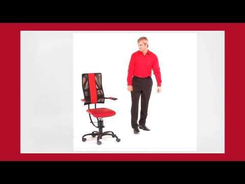 Zdravotné stoličky SpinaliS  - vysvetlenie funkcie