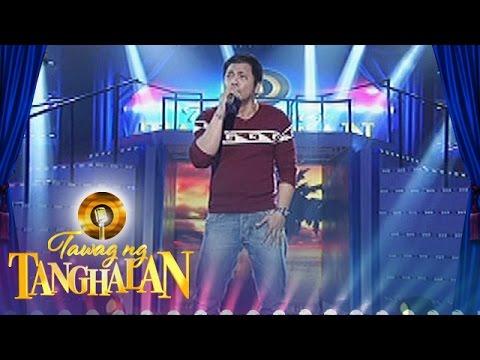 """Tawag ng Tanghalan: Lemuel Santos - """"Just Once"""""""