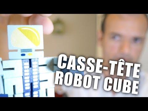 Résoudre ce Robot Cube impossible - Feat Céline H et Jeanne fait son cinema