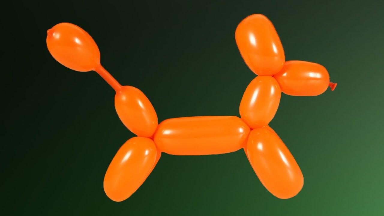 Papercraft Balondan Köpek Nasıl Yapılır?