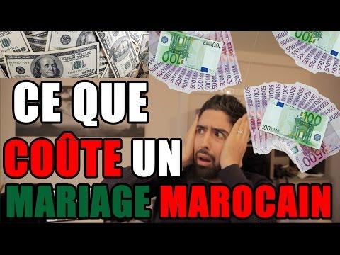 Abdel en vrai - Combien coûte un Mariage Marocain