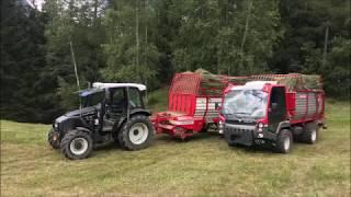 """""""heuen"""" im Tiroler Oberland"""