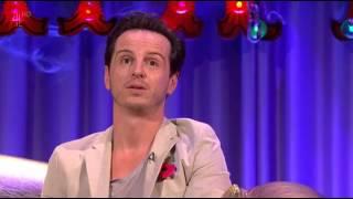 Andrew Scott talks Spectre on Chatty Man