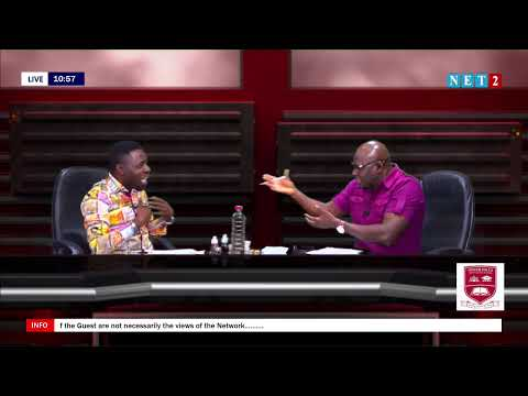 THE SEAT WITH HON. KENNEDY AGYAPONG (JUNE 1,2020)