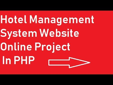 Hotel Management System Website Project  In Php Header & Navigation Bar Using PHP+HTML+CSS In Hindi