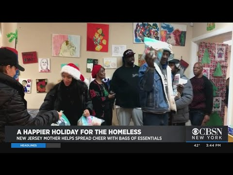 Christmas Miracle Project Helping Homeless Across New Jersey