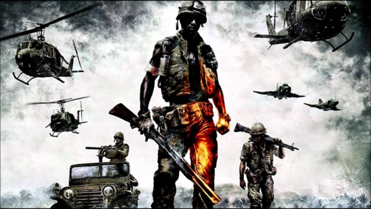 Creedence Clearwater Revival - Fortunate Son (Battlefield Bad Company 2 Vietnam - Soundtrack ...
