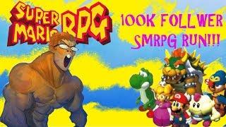 SMRPG Speed Run-3:10:ish (100k Twitch Followers Special)