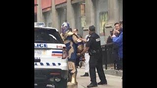 Leaked Avengers infinity war 2