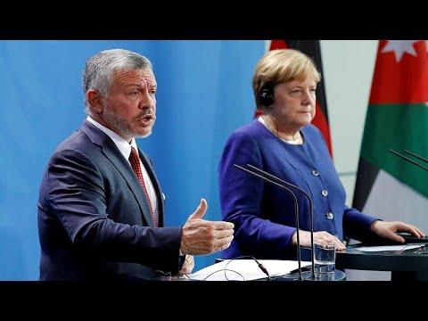 المستشارة الألمانية ترفض إعلان نتنياهو ضمّ الأغوار والعاهل الأردني يحذّر…  - نشر قبل 3 ساعة
