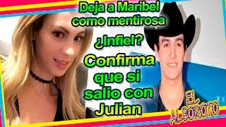 confirma que si salio con julian figueroa aunque tiene novia y espera bebe grette durán
