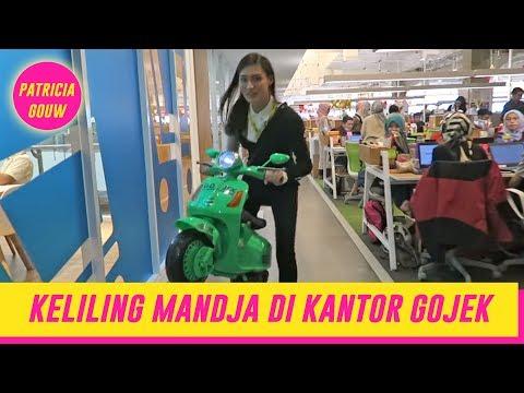KELILING MANJA DI KANTOR GOJEK