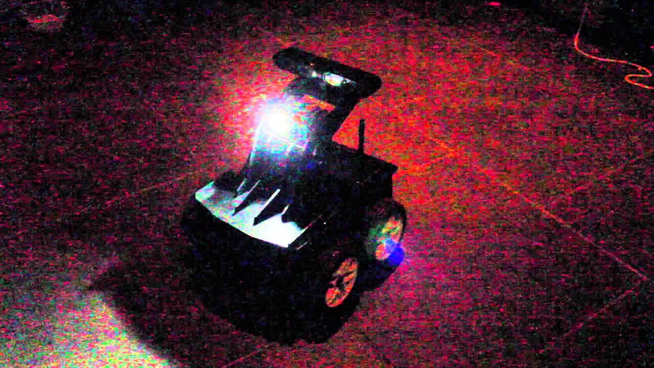Oculus Prime SLAM Navigator Mobile Robot Platform