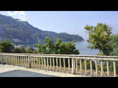 Seafront property for sale in Agios Gordios Corfu-CPA 3656