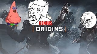 FUCKING BIG DADDYS TnT COD: BLACK OPS 2 ZOMBIES ORIGINS gameplay español