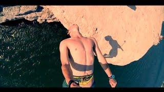 Lake Whitney Cliff Jumping [2013]