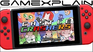 Is Castle Crashers Coming to Switch? Developers Tweet Tease thumbnail