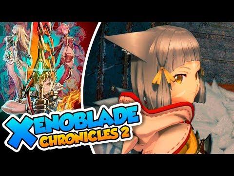 Un trabajo sospechoso - Xenoblade Chronicles 2 en Español (Switch) DSimphony