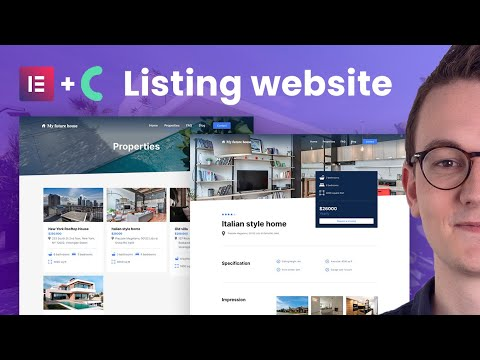 Create a Dynamic Real Estate Listing Website with Jet Engine from Crocoblock